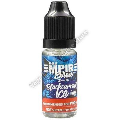 Empire Brew - Nic Salt - Blackcurrant Ice - 10ml - 50mg