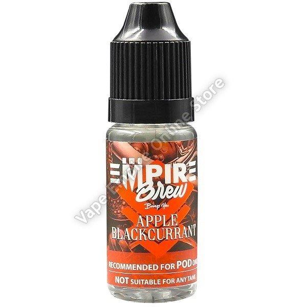 Empire Brew - Nic Salt - Apple Blackcurrant - 10ml - 35mg