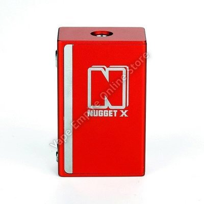 Artery - Nugget X 50W 2000mAh TC Box Mod - Red