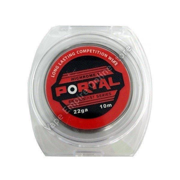 Portal - Nichrome-X - Enthusiast Series Competition Wire - 22ga