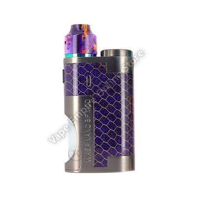 Oumier - Wasp Nano BF Squonk Kit - Purple