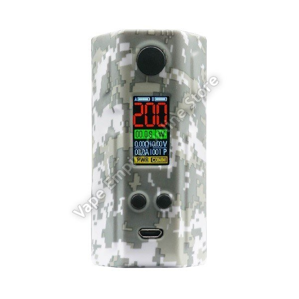 Laisimo - Spring E-3 200W Box Mod - Graffiti Series - Jungle