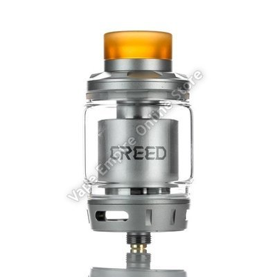GeekVape - Creed 25mm RTA - Silver
