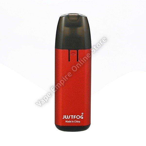 JUSTFOG - MINIFIT Ultra Portable Pod System 370mAh - Red