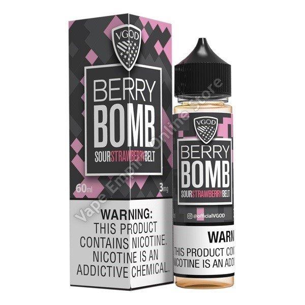 (US) VGOD - Berry Bomb - 60ml - 3mg