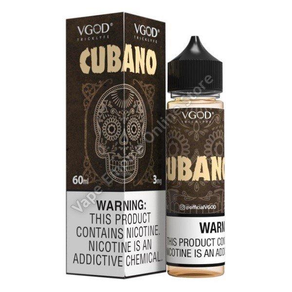 (US) VGOD - Cubano - 60ml - 3mg