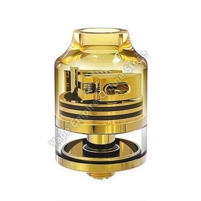Oumier - Wasp Nano RDTA - 22mm - Transparent Gold