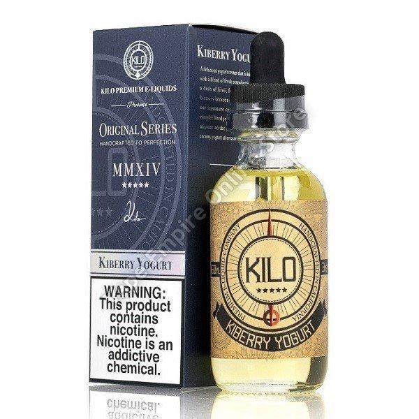 (US) Kilo - Kiberry Yogurt - 60ml - 6mg