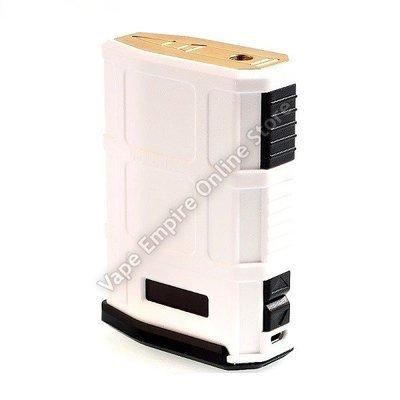 Cool Vapor - Madpul 200W Box Mod - White