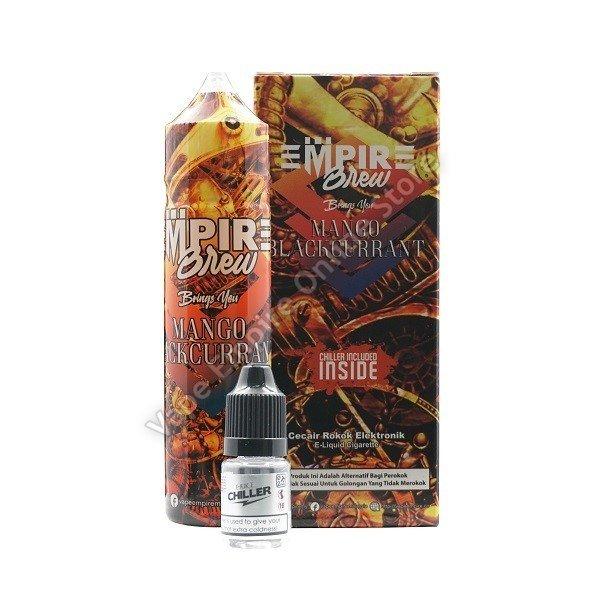 Empire Brew Box - Mango Blackcurrant - 60ml - 6mg