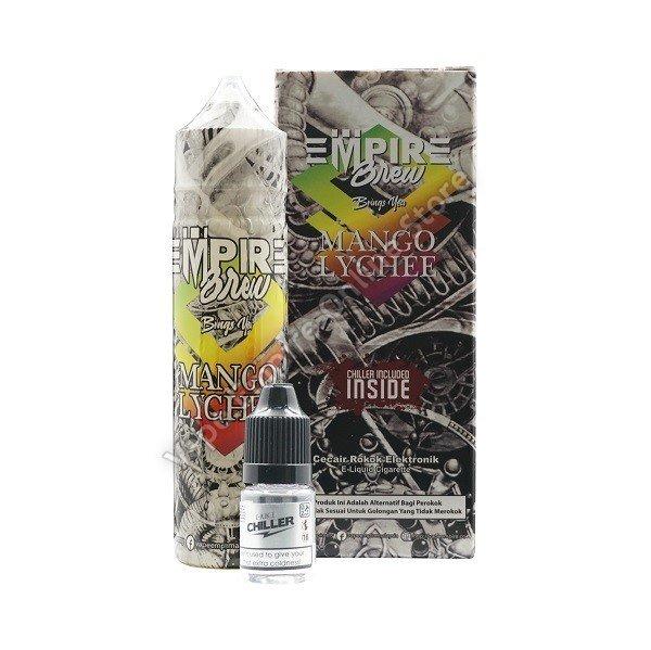 Empire Brew Box - Mango Lychee - 60ml - 6mg