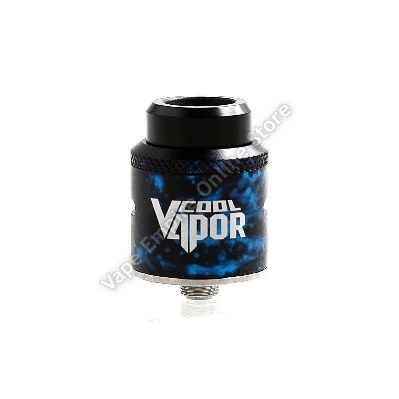 Cool Vapor - MGTK RDA - 24mm - Black/Blue