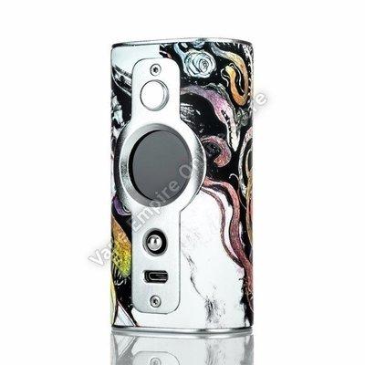 VSticking - VK530 200W TC Box Mod - White Deity Silver