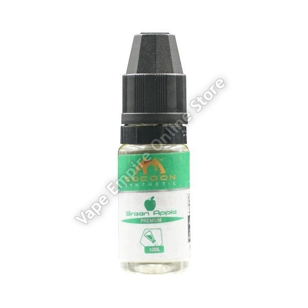 Nic Salt - Cocoon Synthetic - Green Apple - 10ml - 35mg
