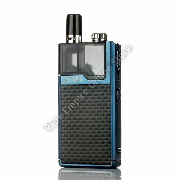 Lost Vape - Orion 40W DNA GO AIO POD Kit - Blue Carbon Fiber