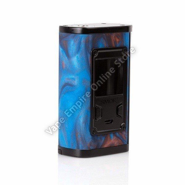 SMOK - Majesty 225W TC Box Mod - Blue Resin
