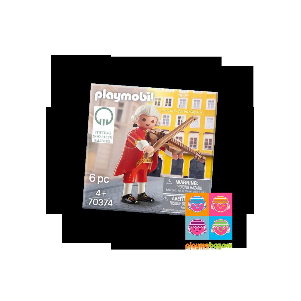 <預購>70374 Wolfgang Amadeus Mozart 音樂作曲家莫札特(限定版)