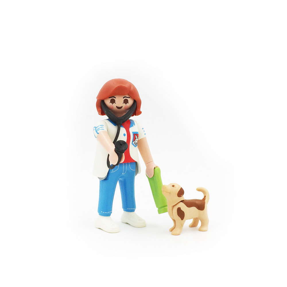 5158 Veterinary with Doggy