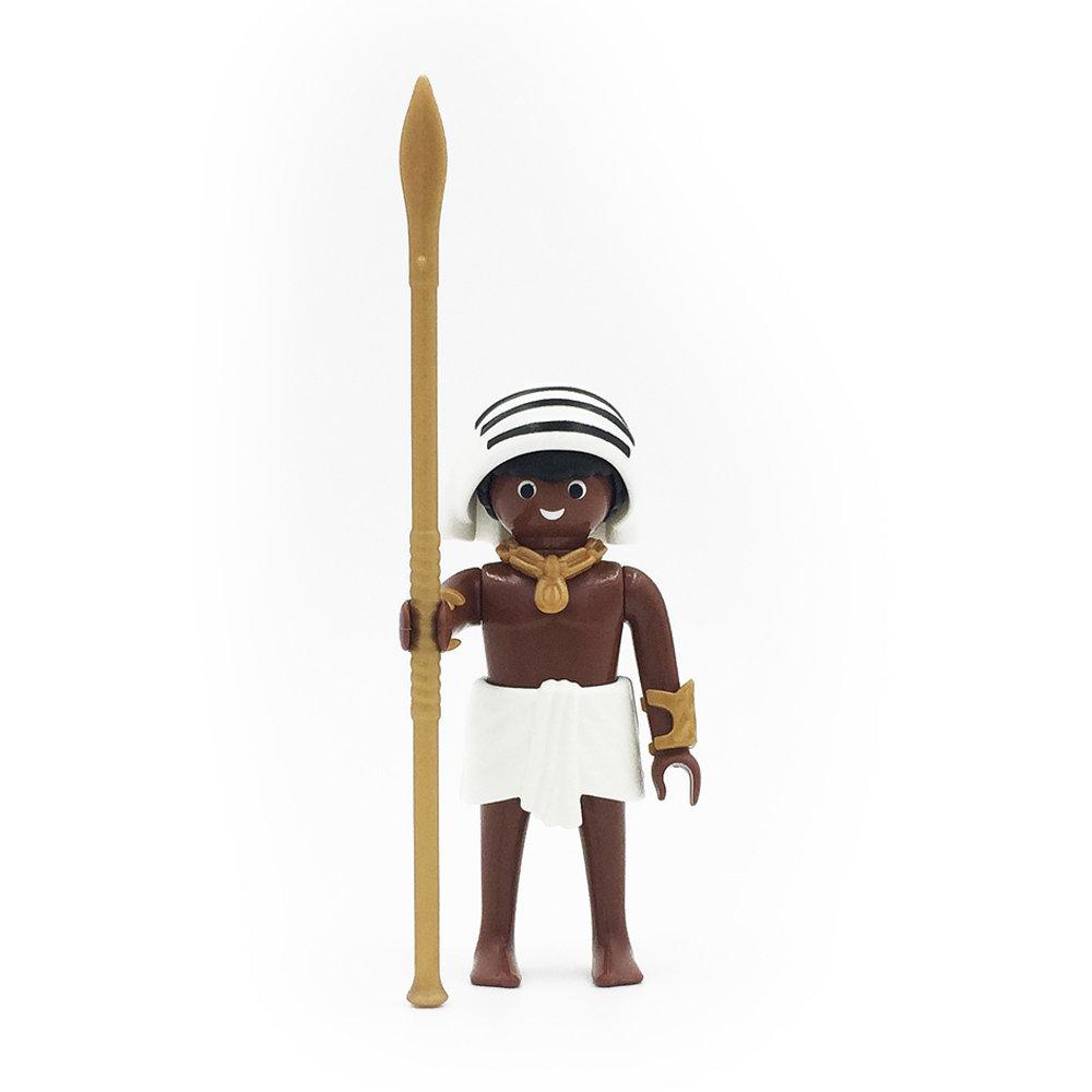 6840 Egyptian Warrior
