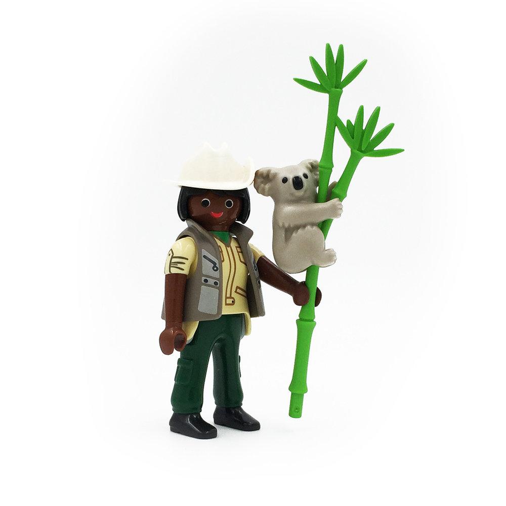 5459 Zookeeper with Koala