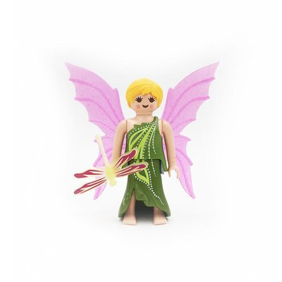 5158 Fairy with Dragonfly