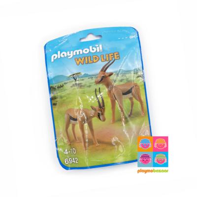 6942 Gazelles 羚羊