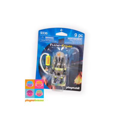 9336 Fire Fighter 消防員
