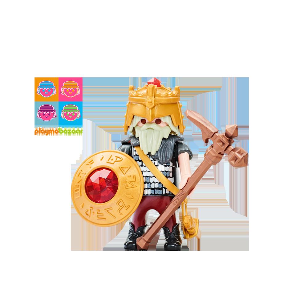 6587 Leader of Dwarf Knights 侏儒族士兵首領