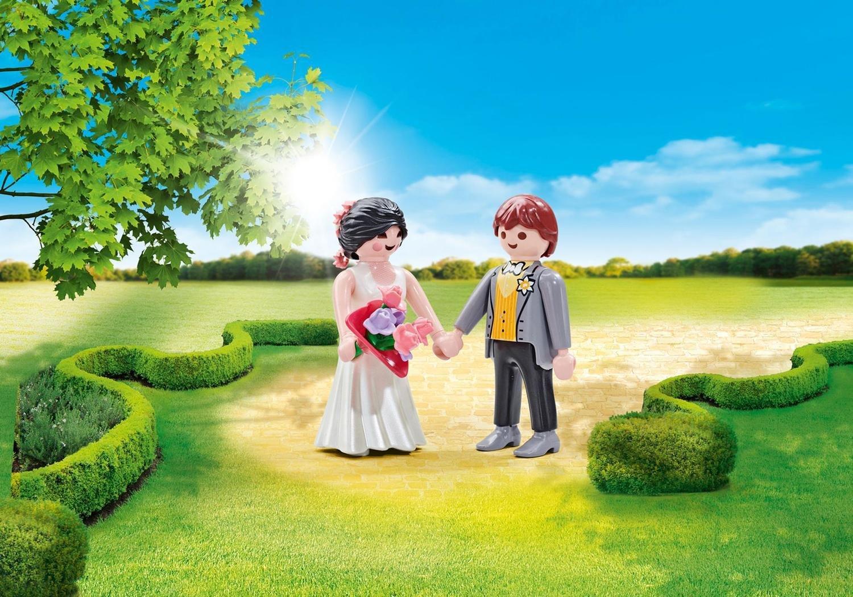 9820 Wedding Couple 結婚新人