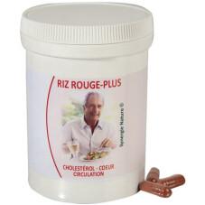 Riz rouge: pot de 125 gélules