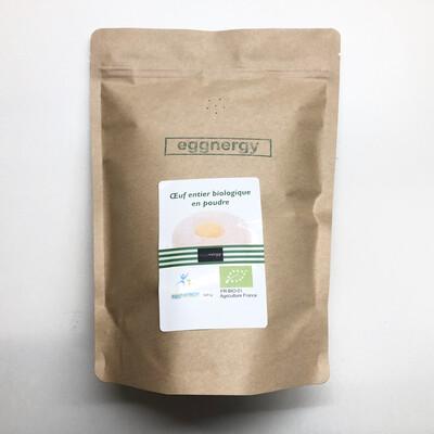 4 kg Code 0 Poudre d'oeuf entier bio