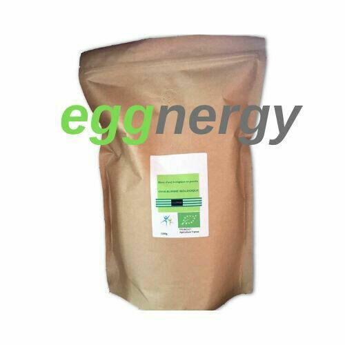 Eggnergy Protéine Bio