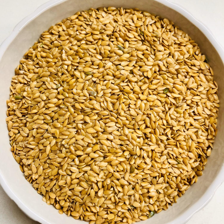 Graines de lin dorées bio en 250 g