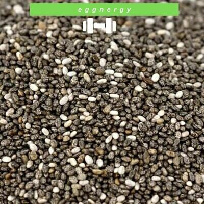 Graines de chia bio en  sac de 1 kg