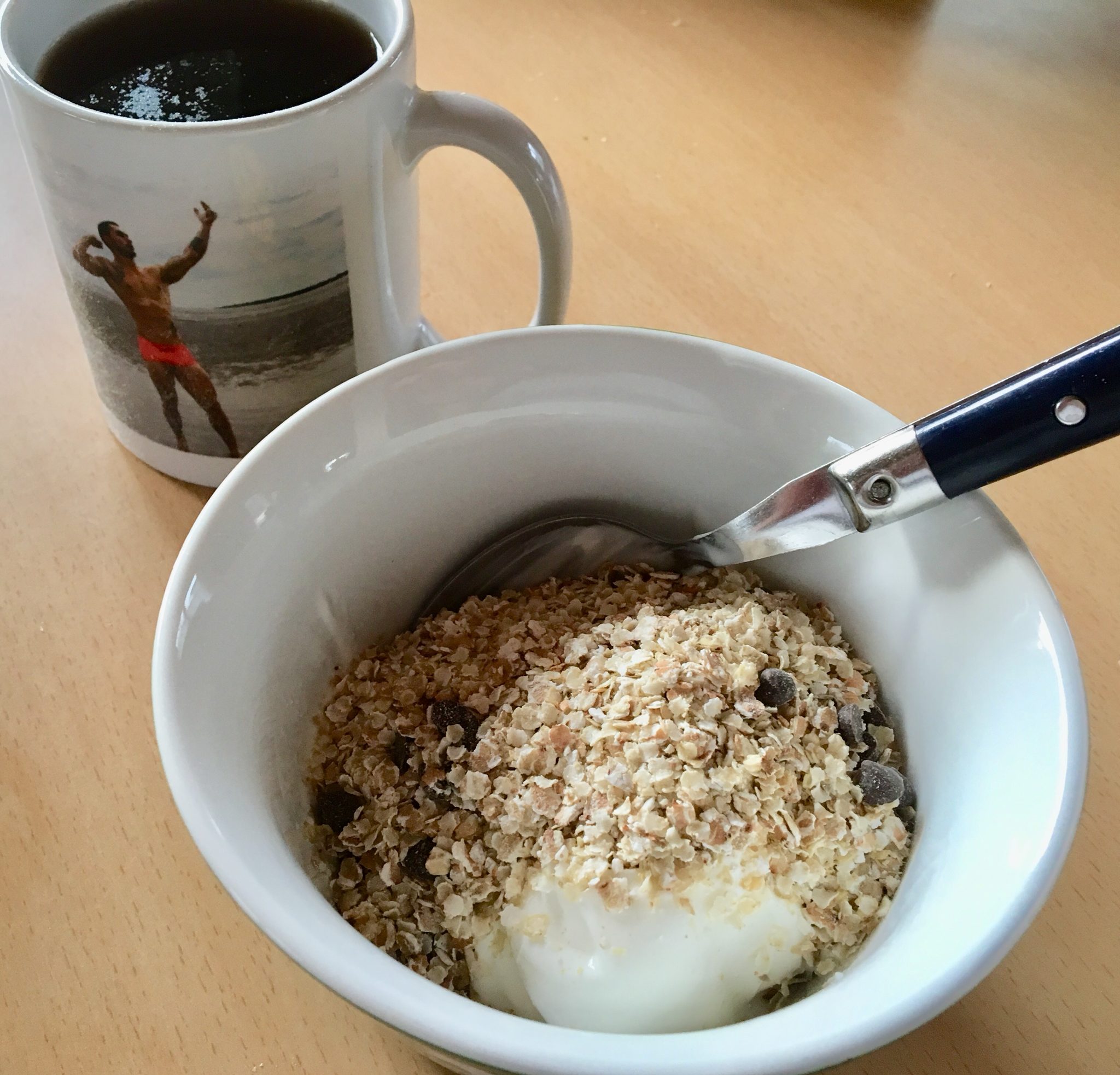 NOUVEAU: Muesli aux sarrasins,quinoa et chocolat (sans gluten) - 1 kg