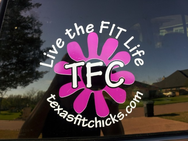 TFC Window Decal - FREE SHIPPING