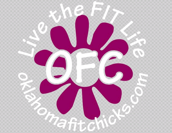 Oklahoma Fit Chicks Car Decal