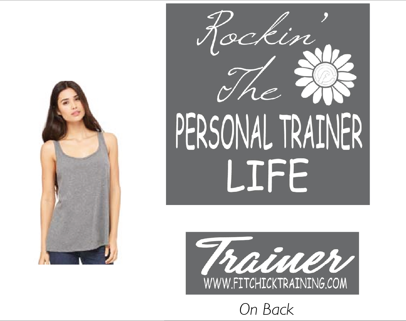 """Rockin The Personal Trainer LIFE"""