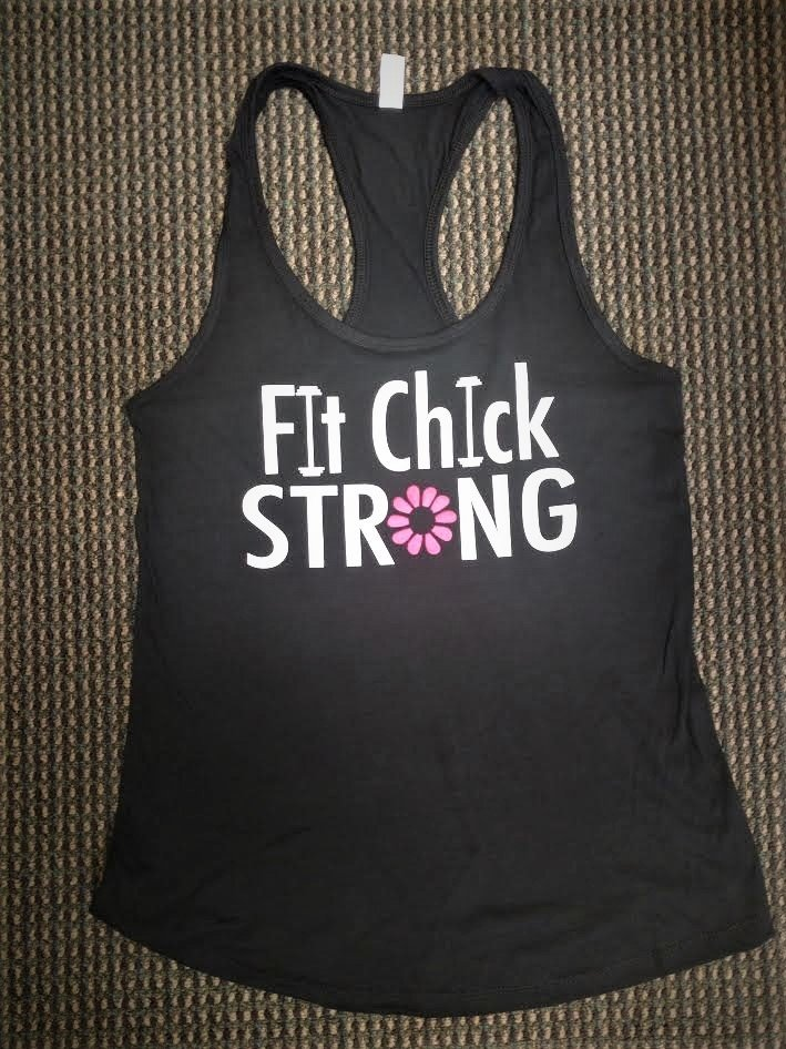Fit Chick Strong Tank