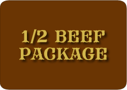 1/2 Angus Beef (Deposit Only)