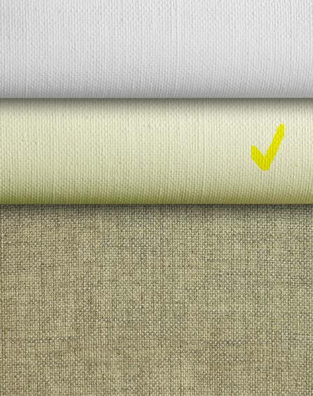 "L21C: Artfix All Purpose Linen 1 Coat Oil Primer, 85"" X 5.5yd roll"