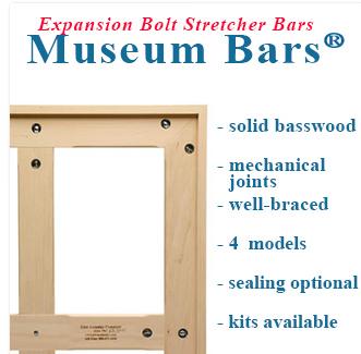 96x96 Mechanical Stretcher UN-ASSEMBLED kit