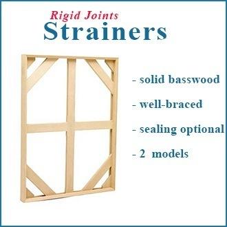 12X48 Rigid Strainer