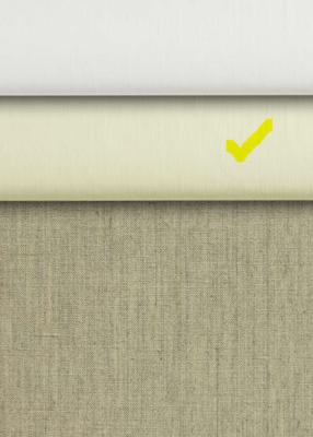 L84C: Artfix Extra Fine Linen 4 Coats Oil Primed, 85