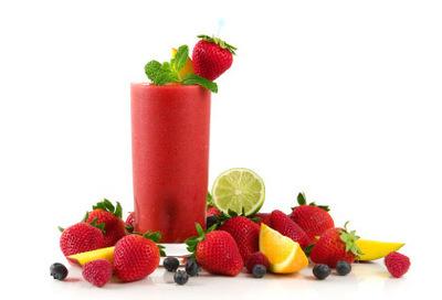 Svaiga ogu sula - Fresh berry juice