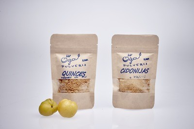 Cidoniju pulveris - Quince powder