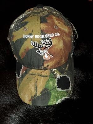 Mossy Oak Camo/Black Hat
