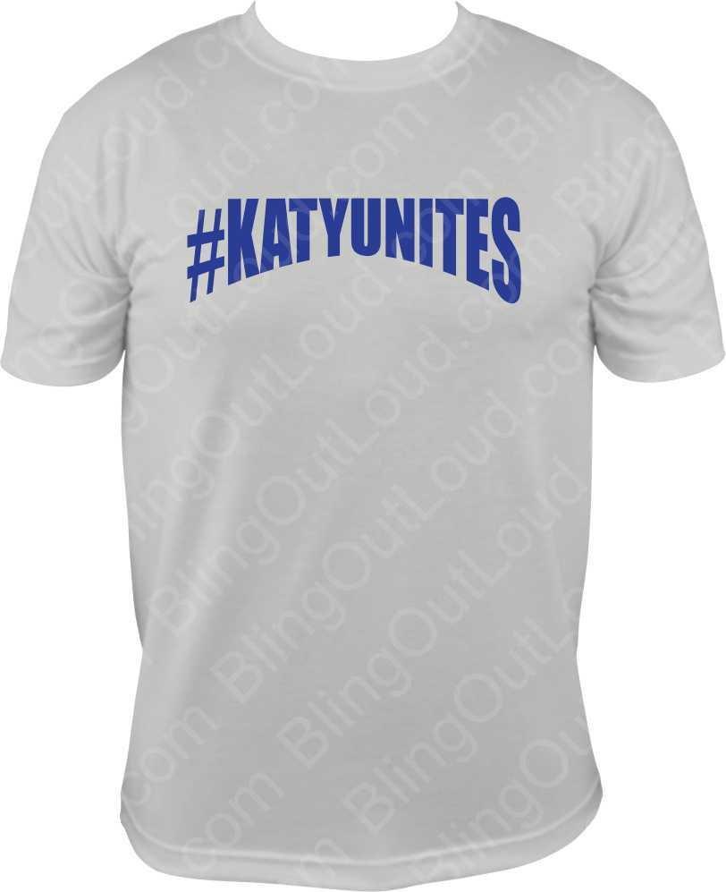 Katy Unites (#KatyUnites) Unisex Print Tee KatyUnites
