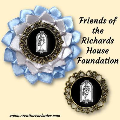 Friends of Richards House Foundation Cockade