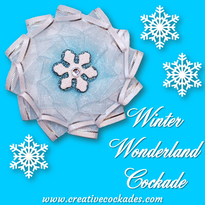Winter Wonderland Cockade